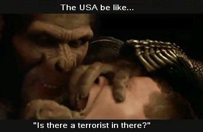 PotA terrorist in there