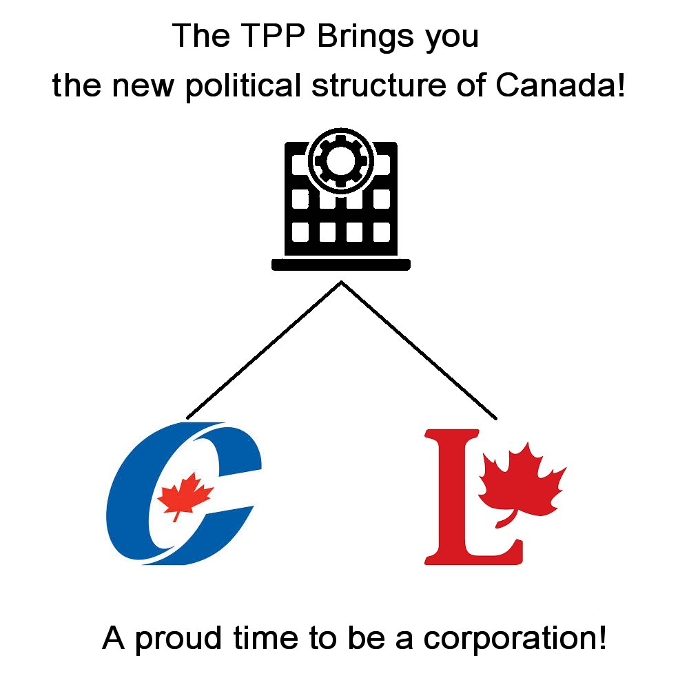 TPP Proud to be a Canadain business