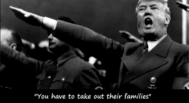 trump take out families