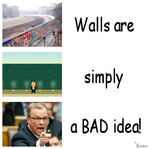 bad walls