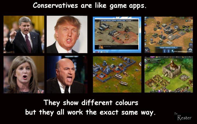 con-games