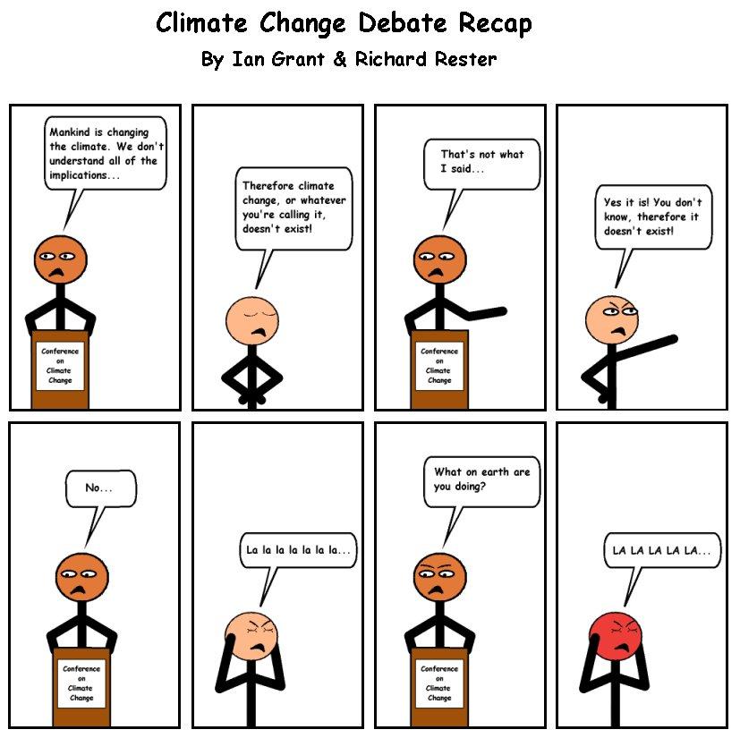 ClimateChangeDebate