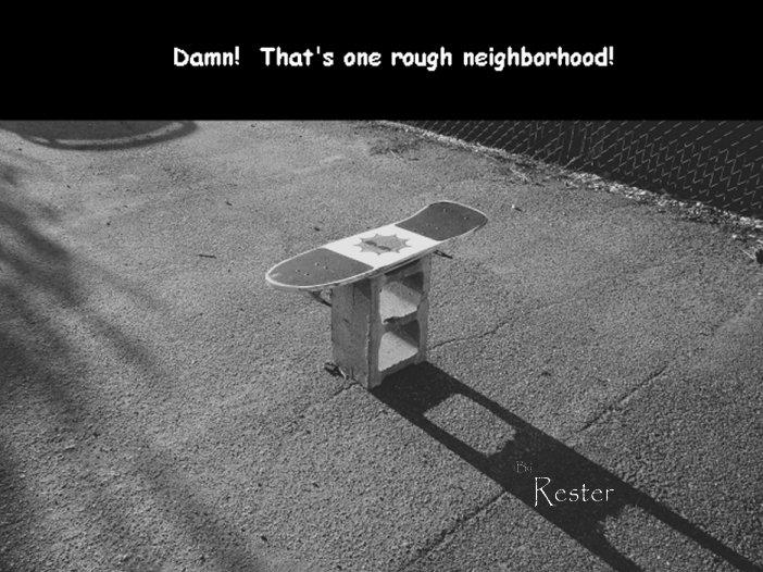 Rough-neighborhood